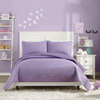 Urban Playground Angelietta Full/Queen Quilt in Purple
