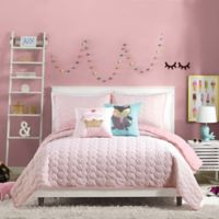 Urban Playground™ Helaine Full/Queen Quilt in Pink