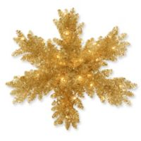 national tree tinsel christmas tree collection - Tinsel Christmas Decorations