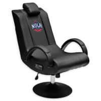 NBA New Orleans Pelicans NOLA Logo Gaming Chair 100 Pro