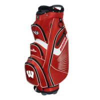 University of Wisconsin Bucket II Cooler Cart Golf Bag