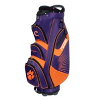 Clemson University Bucket II Cooler Cart Golf Bag