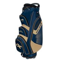 Georgia Tech Bucket II Cooler Cart Golf Bag