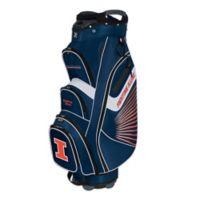 University of Illinois Bucket II Cooler Cart Golf Bag