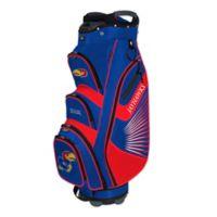 University of Kansas Bucket II Cooler Cart Golf Bag