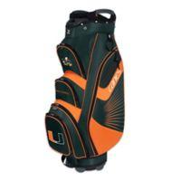 University of Miami Bucket II Cooler Cart Golf Bag