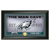 NFL Philadelphia Eagles Man Cave Bronze Coin Photo Mint