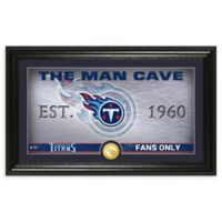 NFL Tennessee Titans Man Cave Bronze Coin Photo Mint