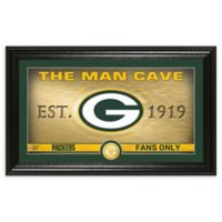 NFL Green Bay Packers Man Cave Bronze Coin Photo Mint