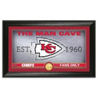NFL Kansas City Chiefs Man Cave Bronze Coin Photo Mint