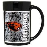 Oregon State University Operation Hat Trick™ Coffee Mug in Black