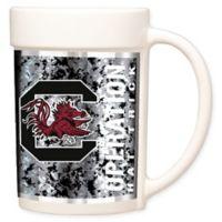 University of South Carolina Operation Hat Trick™ Coffee Mug in White