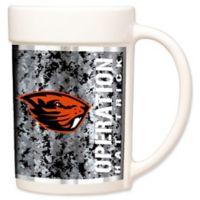 Oregon State University Operation Hat Trick™ 15 oz. Coffee Mug in White