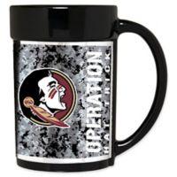 Florida State University Operation Hat Trick™ 15 oz. Coffee Mug in Black