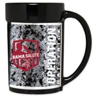 University of Alabama Operation Hat Trick™ 15 oz. Coffee Mug in Black