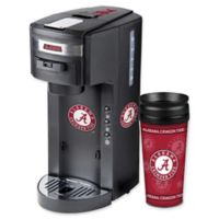 University of Alabama Deluxe Single Serve Coffee Maker