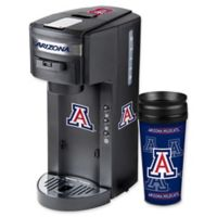 University of Arizona Deluxe Single Serve Coffee Maker