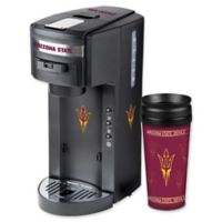 Arizona State University Deluxe Single Serve Coffee Maker