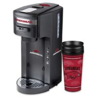 University of Arkansas Deluxe Single Serve Coffee Maker
