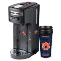 Auburn University Deluxe Single Serve Coffee Maker
