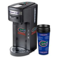 University of Florida Deluxe Single Serve Coffee Maker
