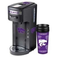 Kansas State University Deluxe Single Serve Coffee Maker