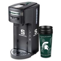 Michigan State University Deluxe Single Serve Coffee Maker