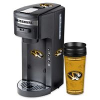 University of Missouri Deluxe Single Serve Coffee Maker