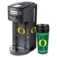 University of Oregon Deluxe Single Serve Coffee Maker