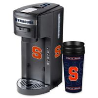 Syracuse University Deluxe Single Serve Coffee Maker
