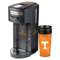 University of Tennessee Deluxe Single Serve Coffee Maker