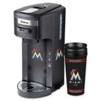 MLB Miami Marlins Deluxe Coffee Maker