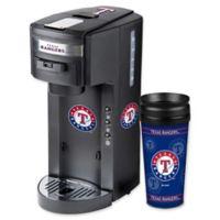MLB Texas Rangers Deluxe Coffee Maker