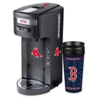MLB Boston Red Sox Deluxe Coffee Maker