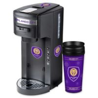 NBA New York Knicks Boelter® Deluxe Single Serve Coffee Maker