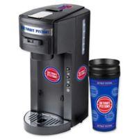 NBA Detroit Pistons Boelter® Deluxe Single Serve Coffee Maker