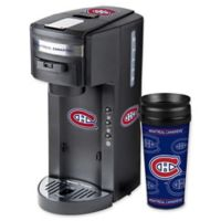 NHL Montreal Canadiens Deluxe Coffee Maker