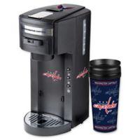 NHL Washington Capitals Deluxe Coffee Maker