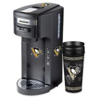 NHL Pittsburgh Penguins Deluxe Coffee Maker