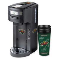 NHL Minnesota Wild Deluxe Coffee Maker