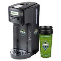 MLS Seattle Sounders FC Deluxe Coffee Maker