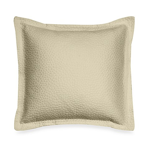 Barbara Barry® Cloud Nine Square Toss Pillow in Aloe