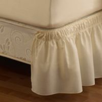 Buy Adjustable Bed Skirt Bed Bath Beyond