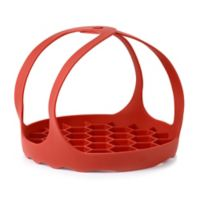 OXO Good Grips® Silicone Pressure Cooker Baking Sling in Red