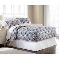 Micro Flannel® Cat Collage Fitted King Quilt Set