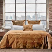 Frette At Home Realmonte King Quilt in Beige