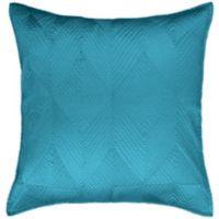 Wamsutta® Bliss European Pillow Sham in Dark Teal