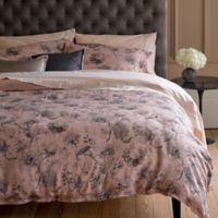 Christy Regency Queen Duvet Cover in Blush