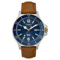 Timex® Harborside Men's 42mm TW2R64500JT Watch