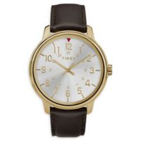 Timex® Men's 43mm TW2R856009J Basics Watch